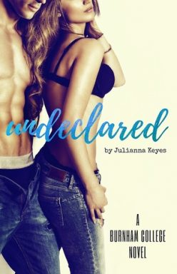 In Review: Undeclared (Burnham College #2) by Julianna Keyes