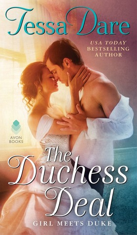 The Duchess Deal Tessa Dare