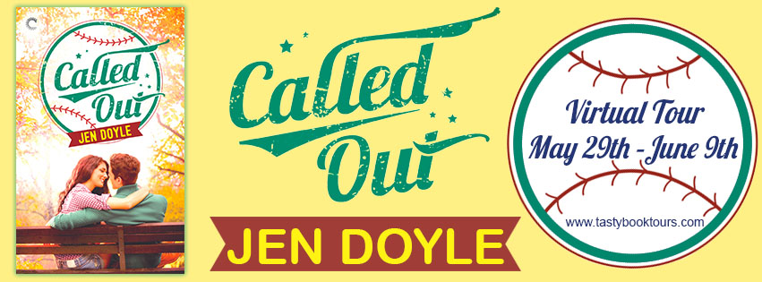 Virtual Tour, Review, Excerpt & Giveaway: Called Out (Calling It #3) by Jen Doyle