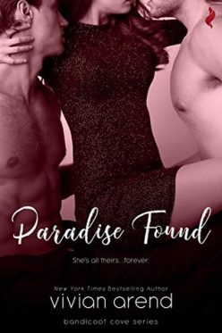 In Review: Paradise Found (Bandicoot Cove #2) by Vivian Arend