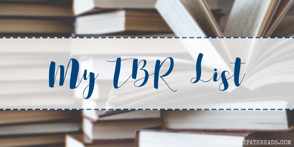 My TBR List: August 2017