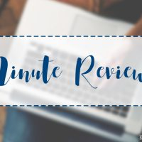 Minute Reviews