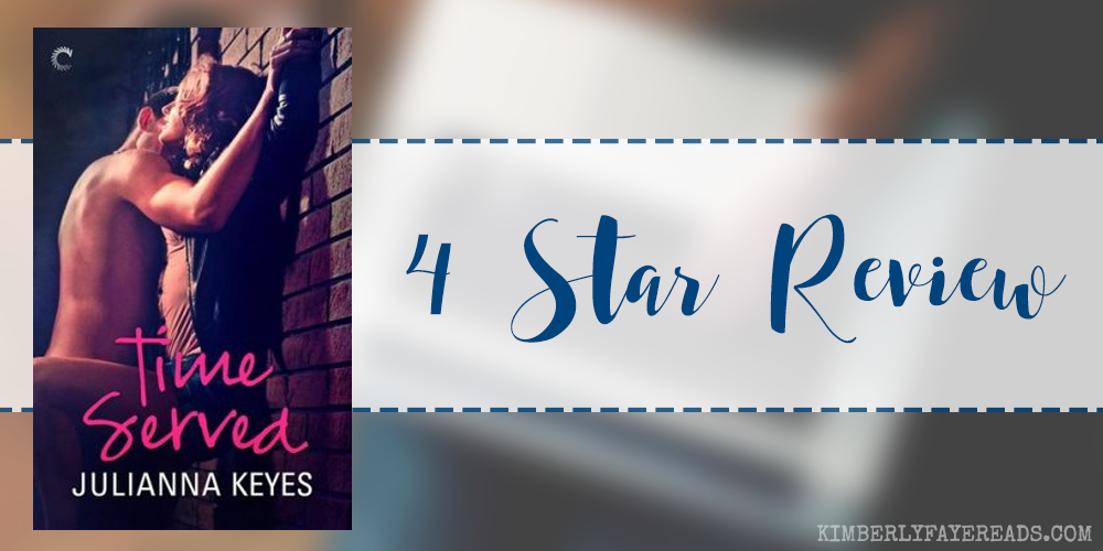 In Review: Time Served (Time Served #1) by Julianna Keyes