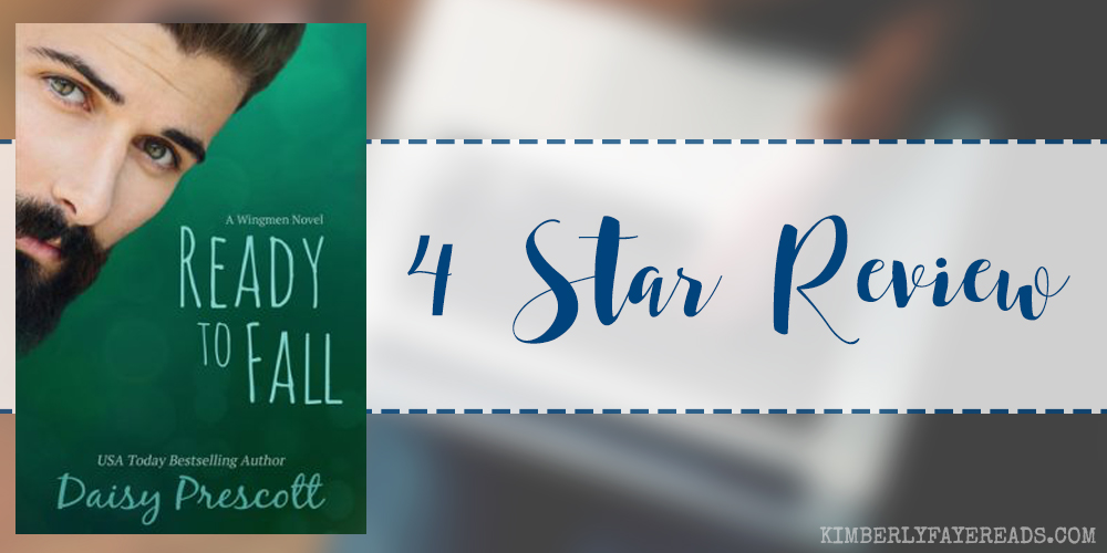 In Review: Ready to Fall (Wingmen #1) by Daisy Prescott