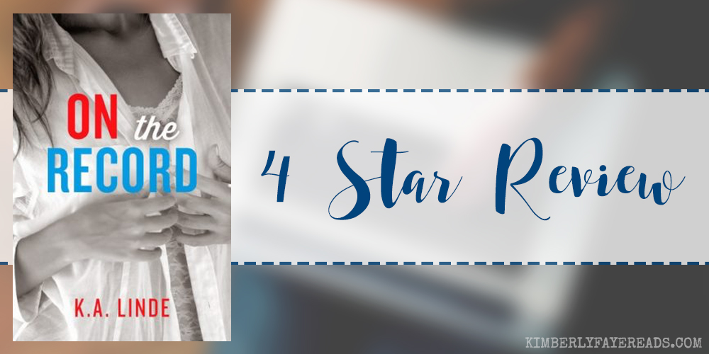 In Review: On the Record (Record #2) by K.A. Linde