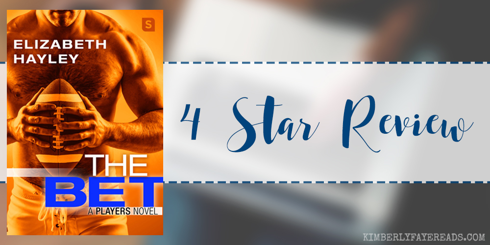 In Review: The Bet (The Players #1) by Elizabeth Hayley