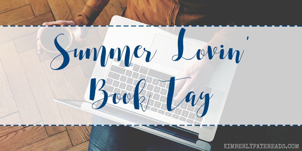 Summer Lovin' Book Tag