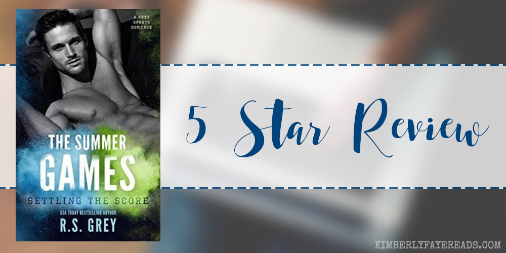 In Review: Settling the Score (The Summer Games #1) by R.S. Grey