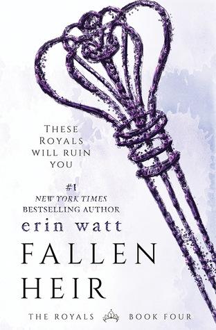 In Review: Fallen Heir (The Royals #4) by Erin Watt