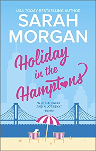 Holiday in the Hamptons by Sarah Morgan