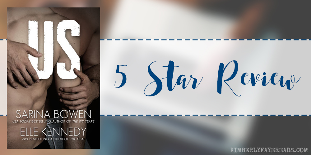 In Review: Us (Him #2) by Sarina Bowen & Elle Kennedy