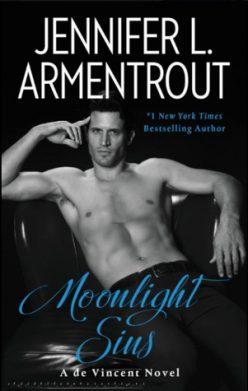 In Review: Moonlight Sins (de Vincent #1) by Jennifer L. Armentrout