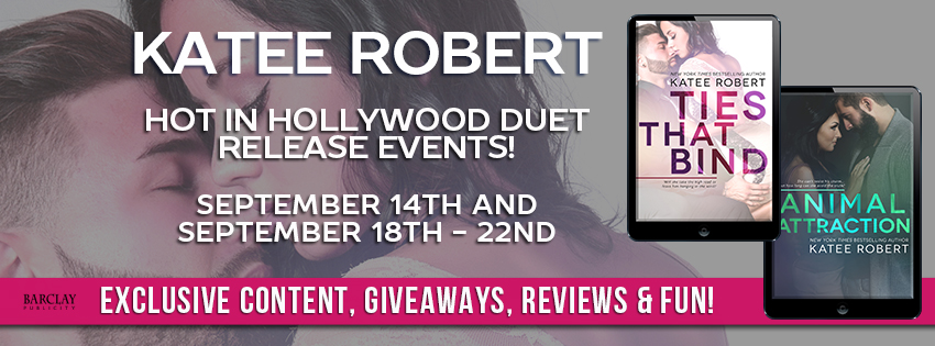 Katee Robert Hot in Hollywood Duet