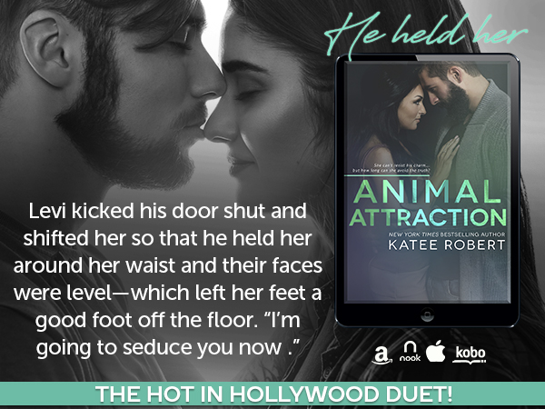 Hot in Hollywood Duet Katee Robert