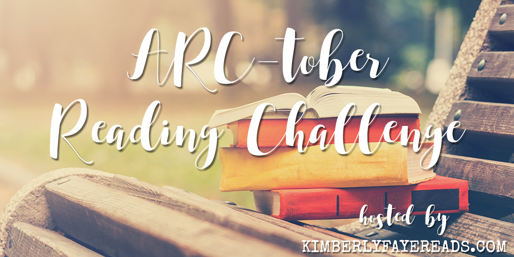 ARC-tober Reading Challenge: Goals and Books