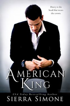 Blog Tour, Review & Teaser: American King (New Camelot Trilogy #3) by Sierra Simone