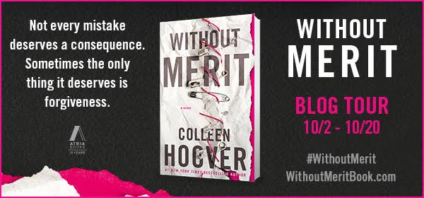 Without Merit Blog Tour