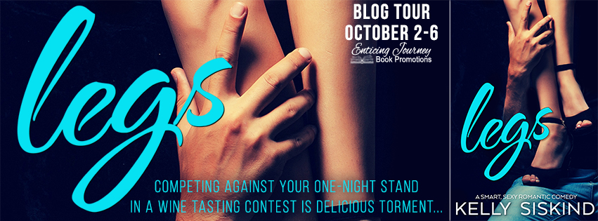 Blog Tour, Review, Teasers & Giveaway: Legs (One Wild Wish #1) by Kelly Siskind
