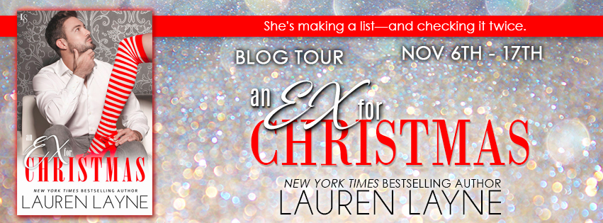 Blog Tour, Review, Excerpt & Giveaway: An Ex for Christmas (Love Unexpectedly #5) by Lauren Layne