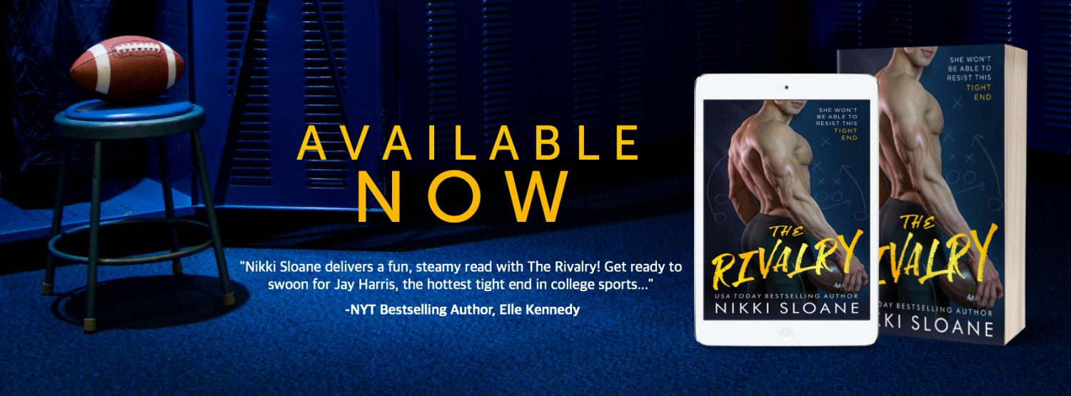 Release Blitz, Review & Teasers: The Rivalry by Nikki Sloane