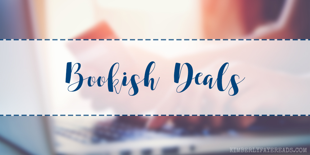 Cyber Monday Bookish Deals