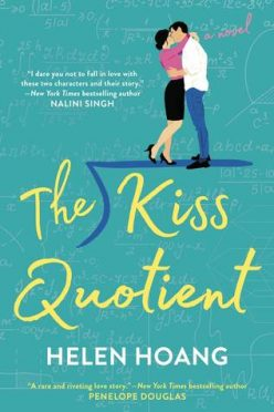 Berkley Bookmas: Exclusive Excerpt from The Kiss Quotient by Helen Hoang