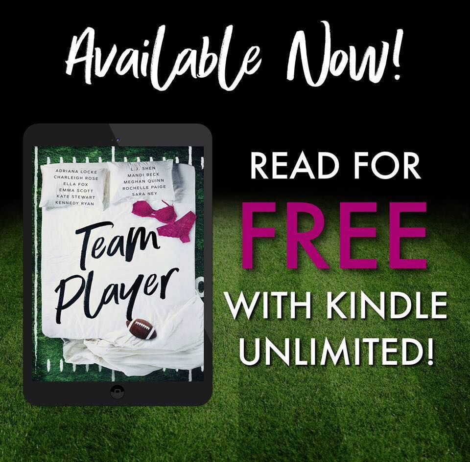 Team Player Anthology Available Now