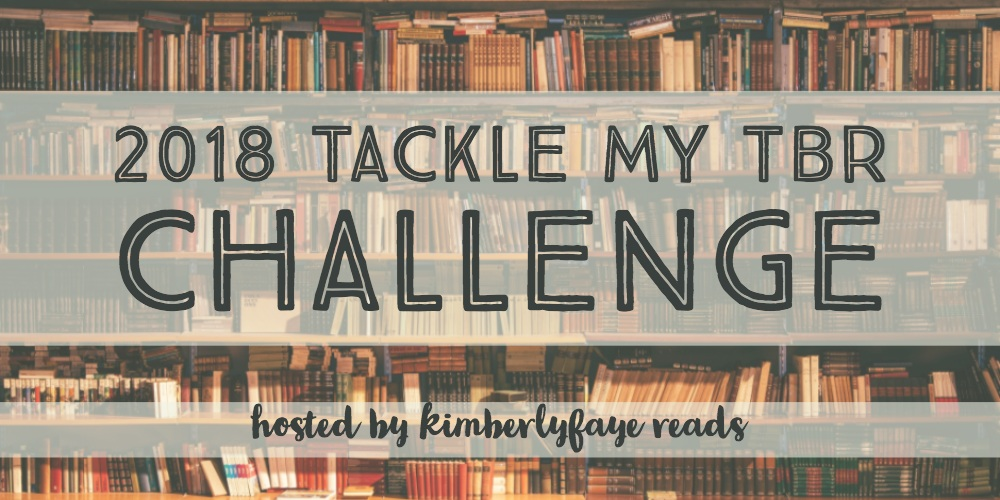 2018 Tackle My TBR Challenge: January Check-In