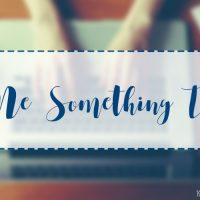Tell Me Something Tuesday