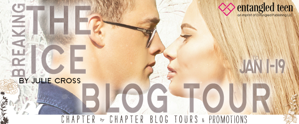 Blog Tour, Review, Teasers & Giveaway: Breaking the Ice (Juniper Falls #2) by Julie Cross