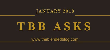 TBB Asks: January 2018 – New Year, New You