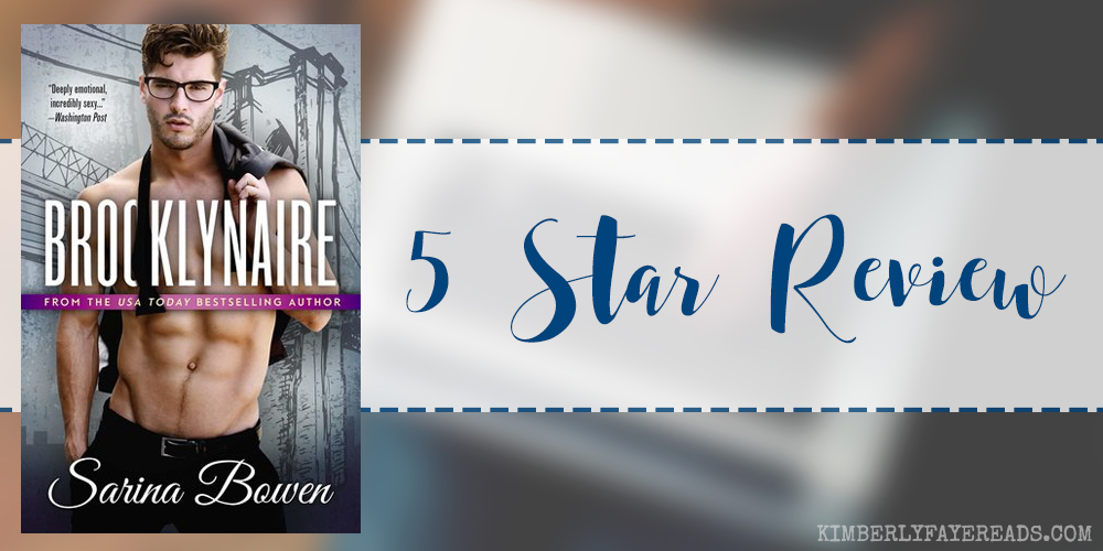 In Review: Brooklynaire (Brooklyn Bruisers #4) by Sarina Bowen