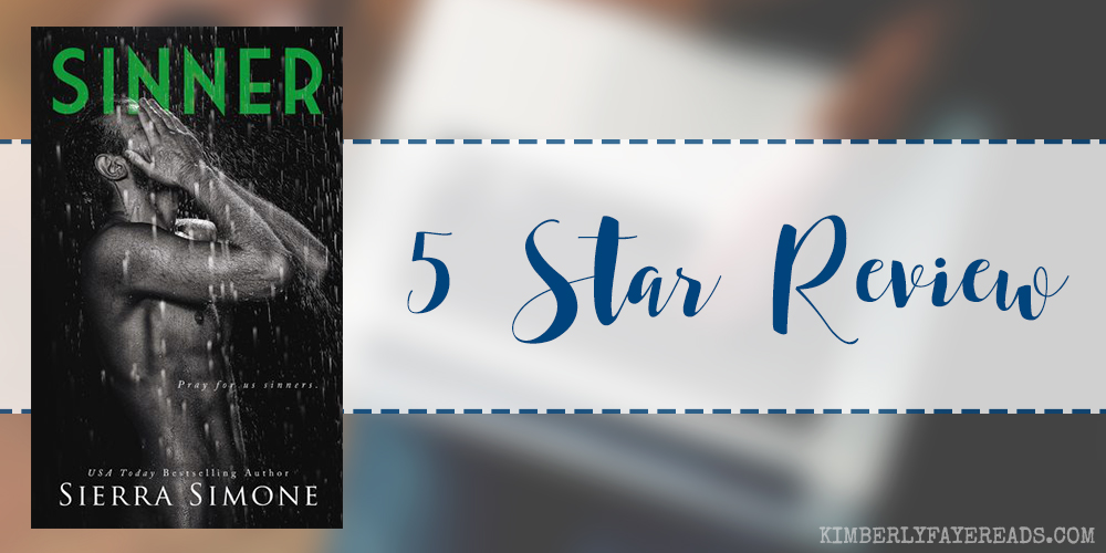 In Review: Sinner (Priest #2) by Sierra Simone