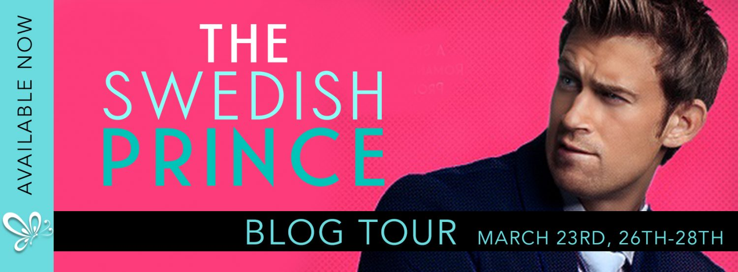 Blog Tour, Review, Excerpt & Teaser: The Swedish Prince by Karina Halle