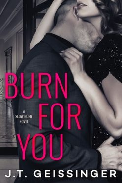 In Review: Burn for You (Slow Burn #1) by J.T. Geissinger