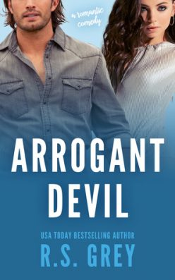 In Review: Arrogant Devil by R.S. Grey