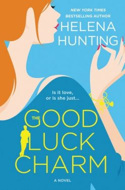 In Review: The Good Luck Charm by Helena Hunting