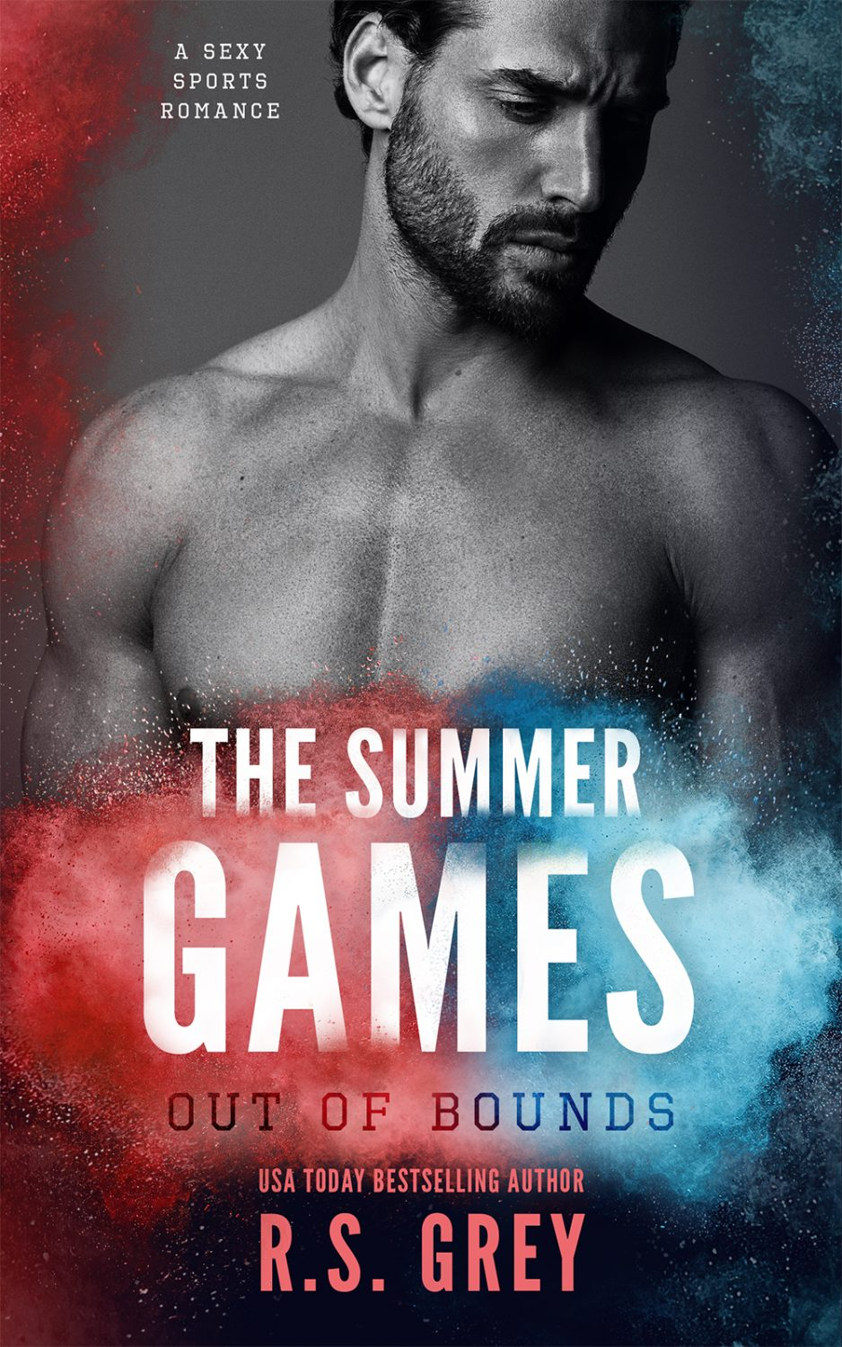 In Review: Out of Bounds (The Summer Games #2) by R.S. Grey