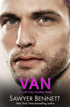 In Review: Van (Cold Fury Hockey #9) by Sawyer Bennett