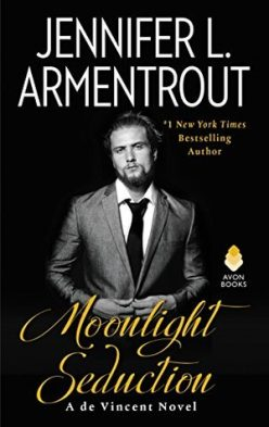 In Review: Moonlight Seduction (de Vincent #2) by Jennifer L. Armentrout