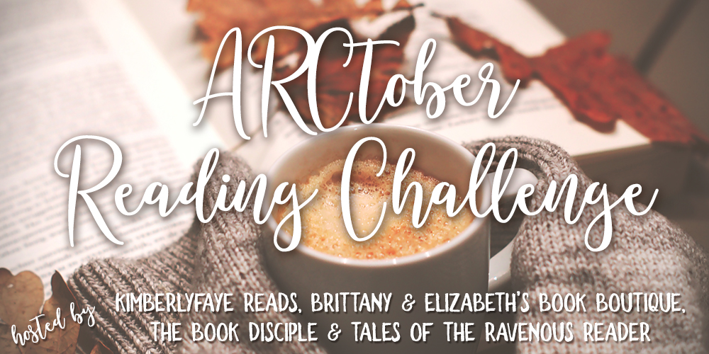 2018 ARCtober Reading Challenge: Sign Up