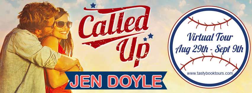 Virtual Tour, Excerpt & Giveaway: Called Up (Calling It #2) by Jen Doyle