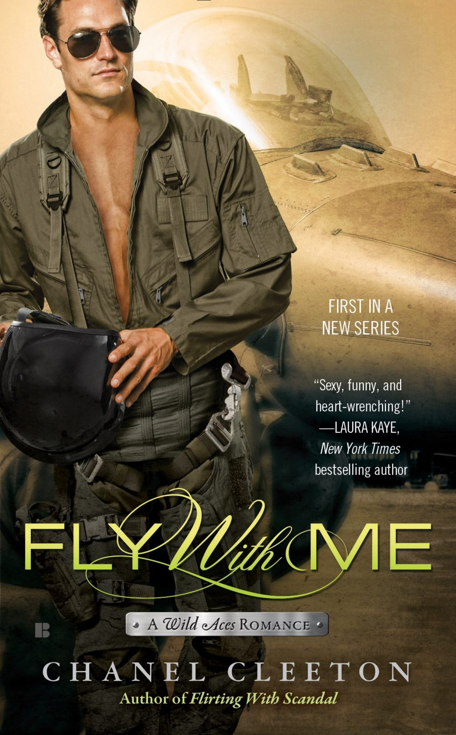 In Review: Fly With Me (Wild Aces #1) by Chanel Cleeton