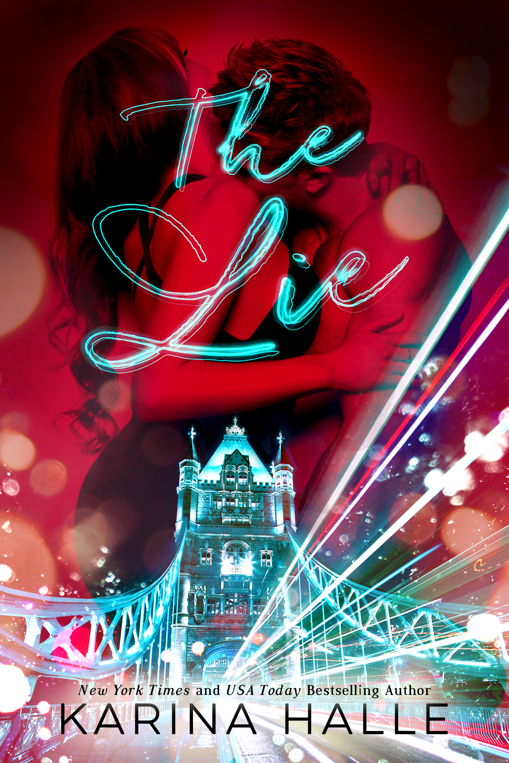 In Review: The Lie by Karina Halle