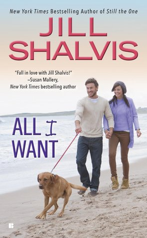 In Review: All I Want (Animal Magnetism #7) by Jill Shalvis