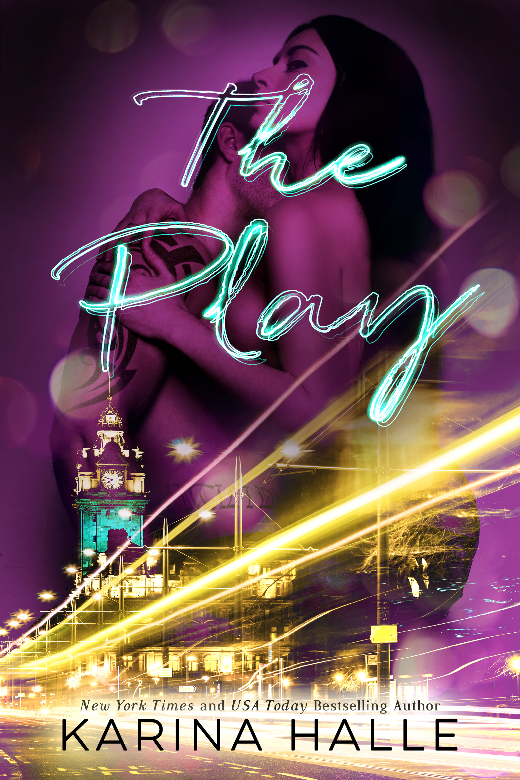 In Review: The Play by Karina Halle