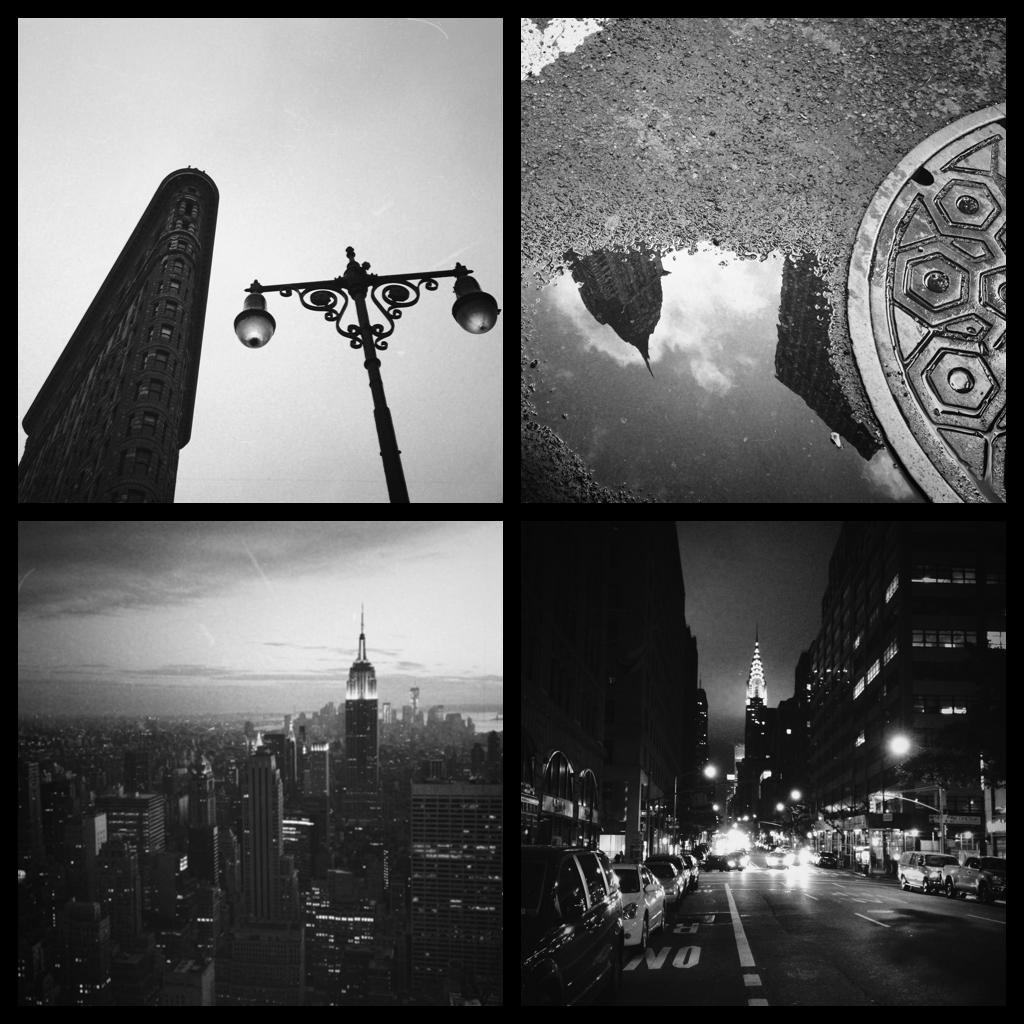 NYC Diptic