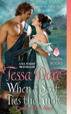 In Review: When a Scot Ties the Knot (Castles Ever After #3) by Tessa Dare