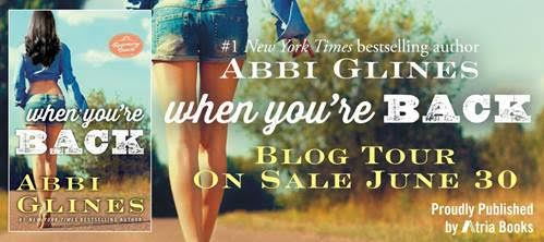 Blog Tour, Review & Giveaway: When You're Back (Rosemary Beach #12) by Abbi Glines