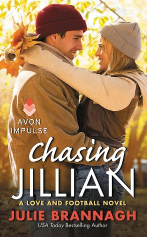 In Review: Chasing Jillian (Love and Football #5) by Julie Brannagh